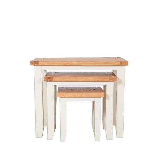 Ivory Charm Nest of Tables