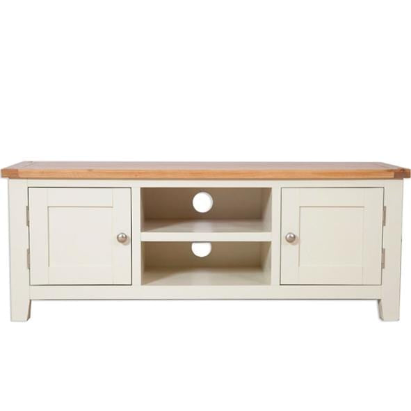 Ivory Charm Plasma TV Unit