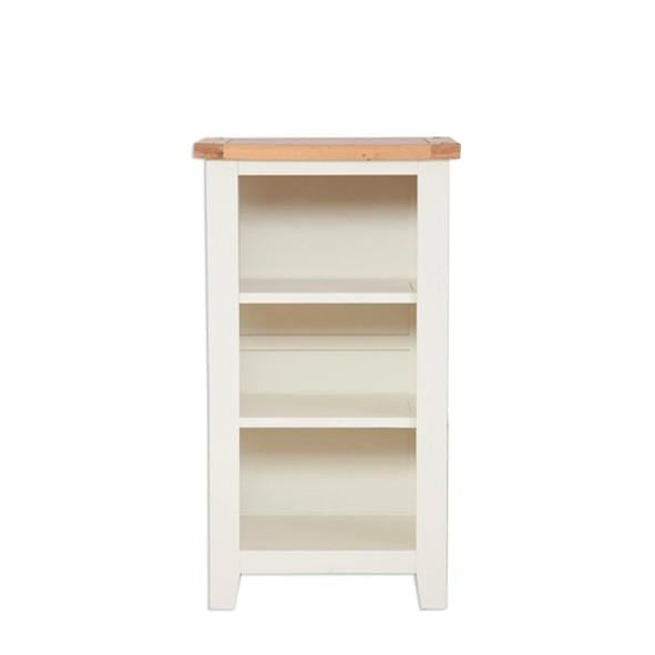 The Furniture House Ivory Charm Small Bookcase/DVD Rack Ivory Charm DVD Rack or Small Bookcase
