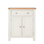 Ivory Charm Hall cabinet