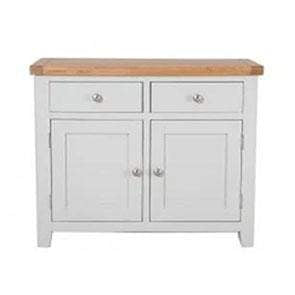 The Furniture House Sideboard Rustic Grey 2 Door Sideboard