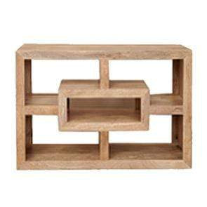 Mango Wood TV Display Unit
