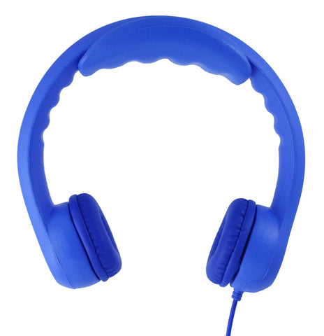 Headfoams Wired Headphones - Blue