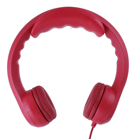 Headfoams Wired Headphones - Red