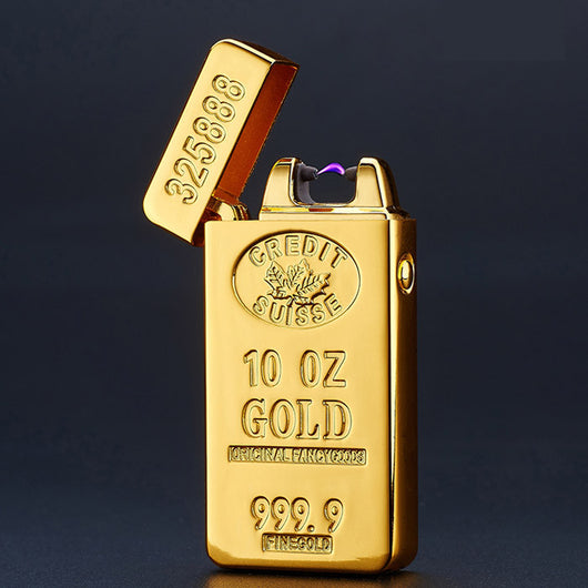 Pure Gold USB LIGHTER
