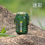 Commando Waterproof Usb lighter