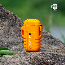 Load image into Gallery viewer, Commando Waterproof Usb lighter