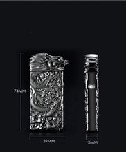 Load image into Gallery viewer, Dragon Jet USB lighter