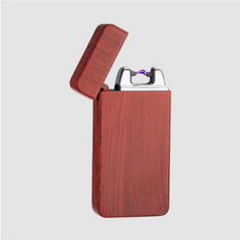 Load image into Gallery viewer, Woody USB LIGHTER