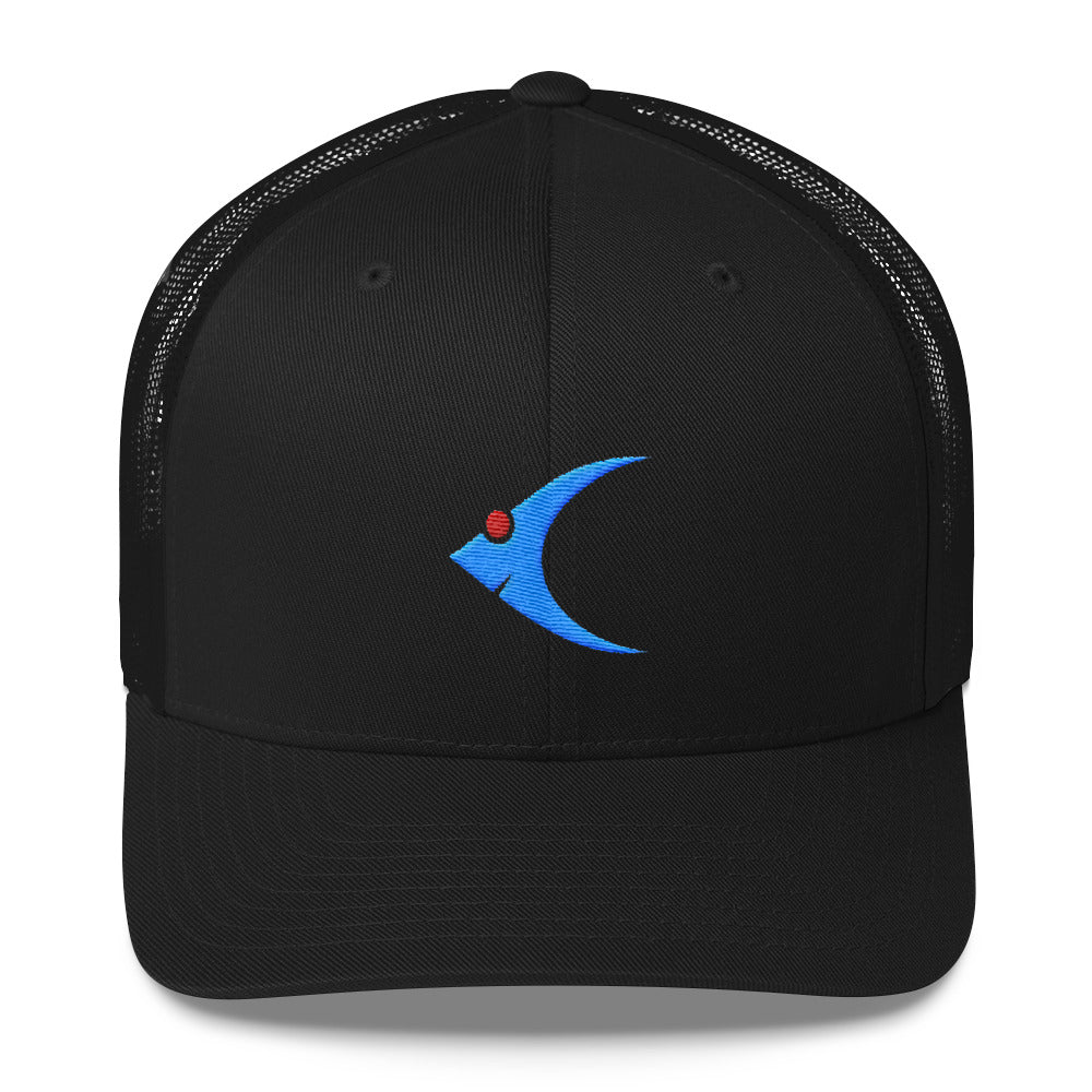 iCatch Fish Head Trucker Cap