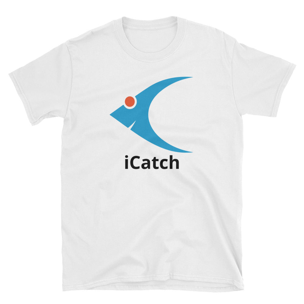iCatch Fish Head T-Shirt White