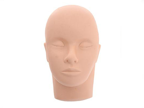 Lash Artist mannequin training head