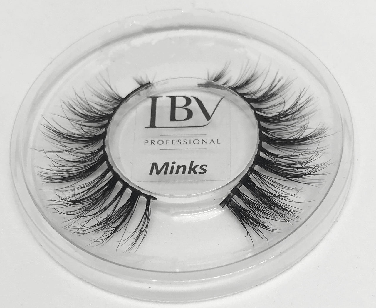LBV PROFESSIONAL 3D Faux Minks