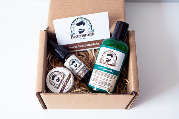 Beardsmith - Gift Box Collection