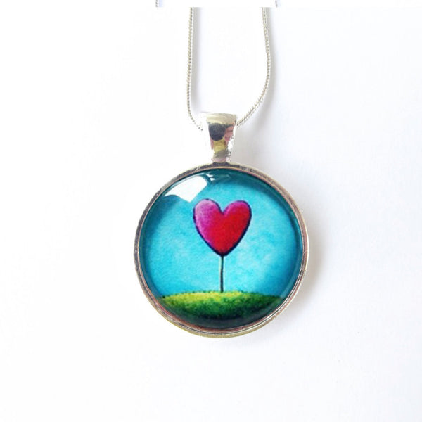 Amelie Gagne Art Jewellery - Small Pendant Collection