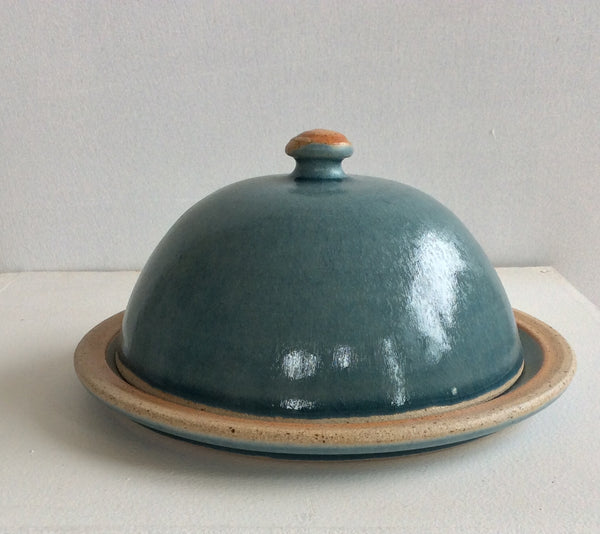 Ursula Tramski Ceramics - Cheese Plate with Lid