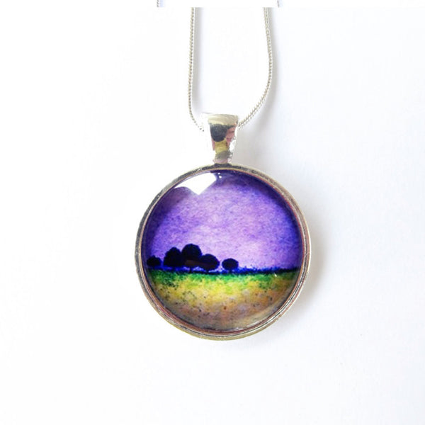 Amélie Gagne Art Jewellery - Medium Pendant Collection