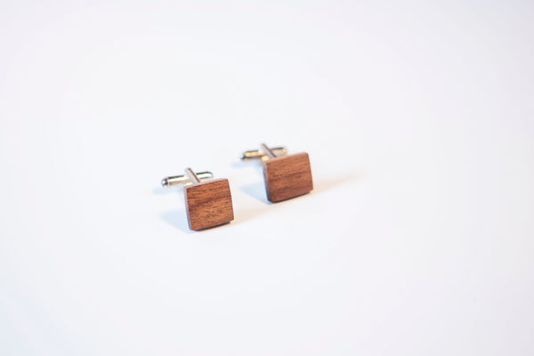 Donnchadha O' Connor Wood Turner - Cuff Links