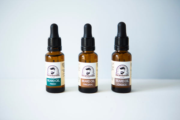 Beardsmith - Essential Oil 5 ml bottle Collection