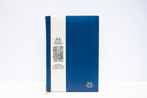 Mucros Bindery - A5 Leather Journal