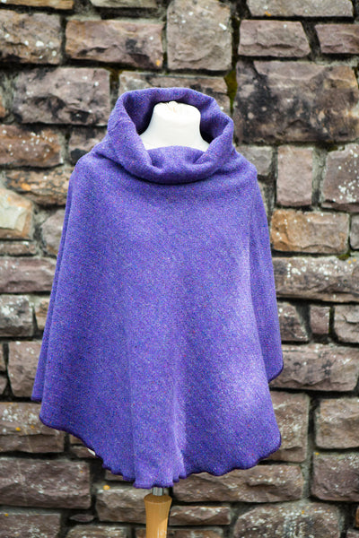 Ring of Kerry Crafts: Turtle Neck Cape Collection