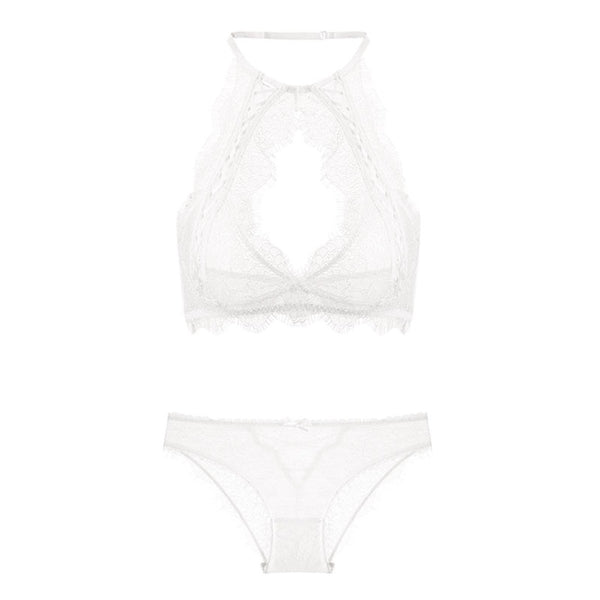 Adele lingerie set Intimates LOVEFREYA S (70ABCD) White