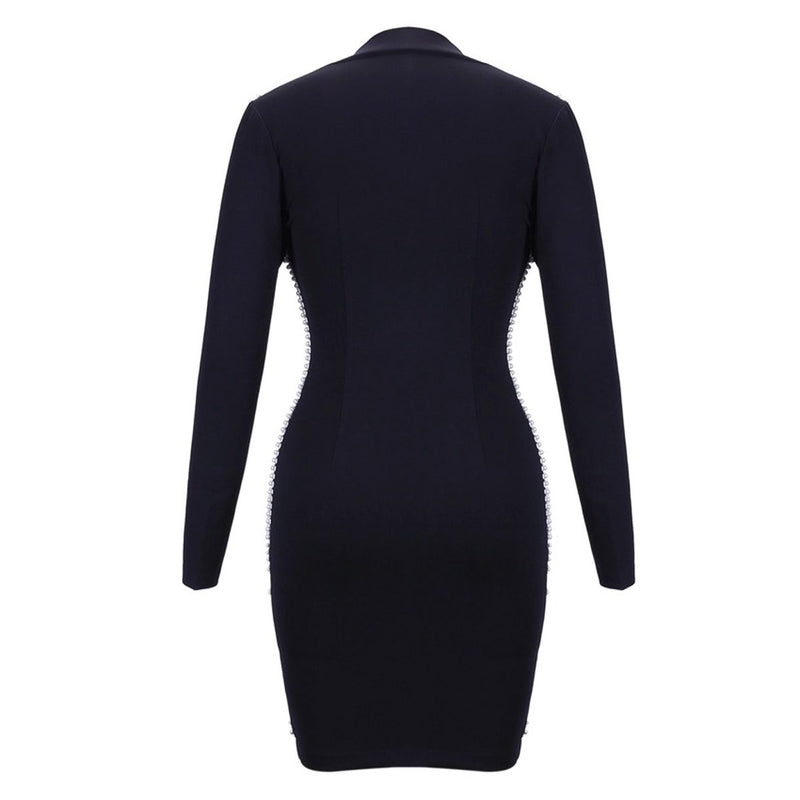 Biana long sleeve dress Dress Lovefreya.co