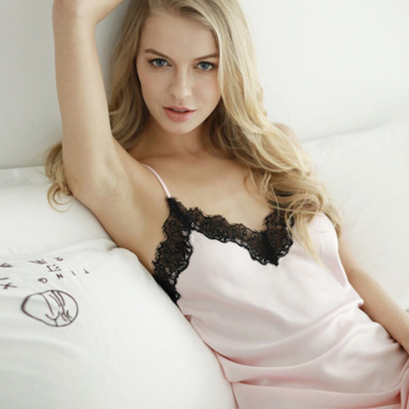 Dill satin slip Intimates LOVEFREYA