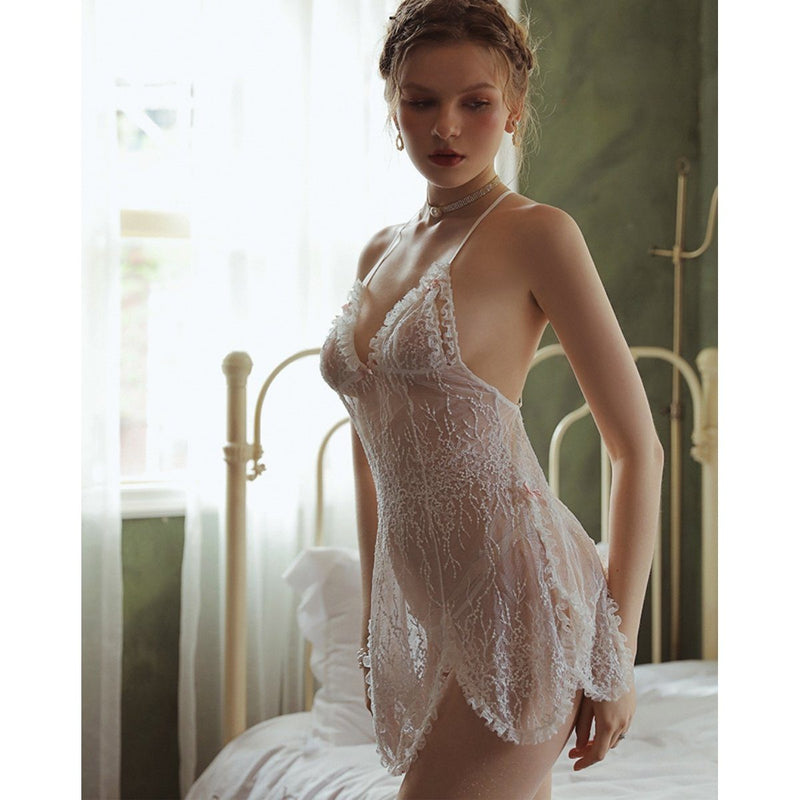 Galit lace slip set Intimates LOVEFREYA