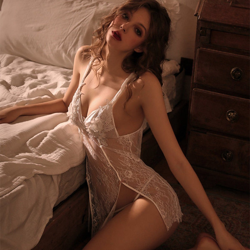 Kensie lace slip set Intimates LOVEFREYA
