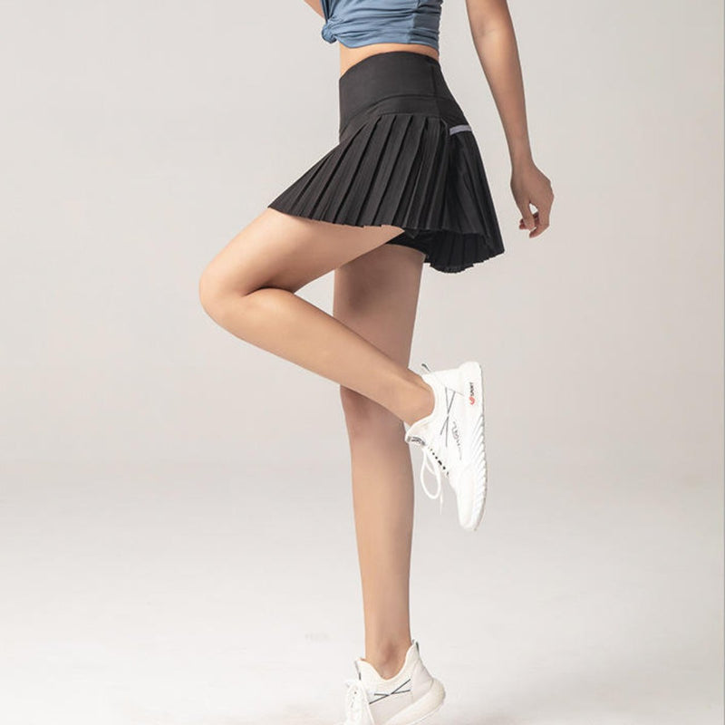 Lola pleated skorts Bottom LOVEFREYA