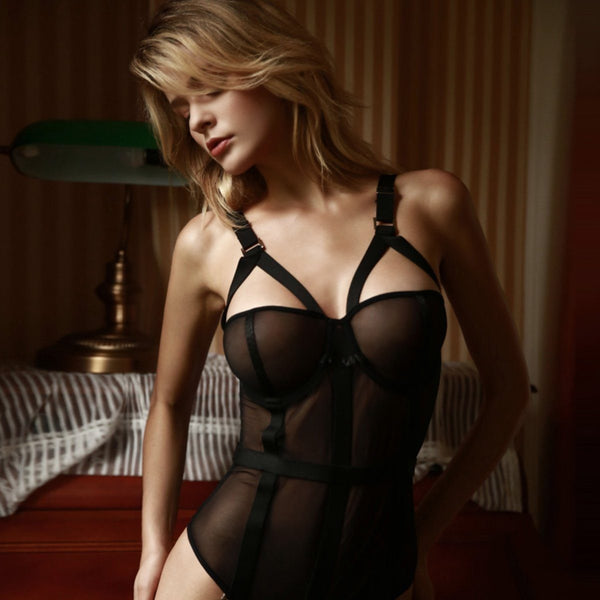 Martha teddysuit Intimates Lovefreya Pte Ltd