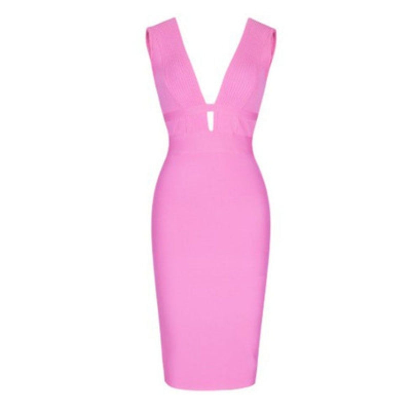 Megan bandage dress Dress LOVEFREYA