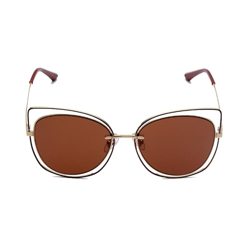 Millie Sunnies Accessories Lovefreya.co Brown