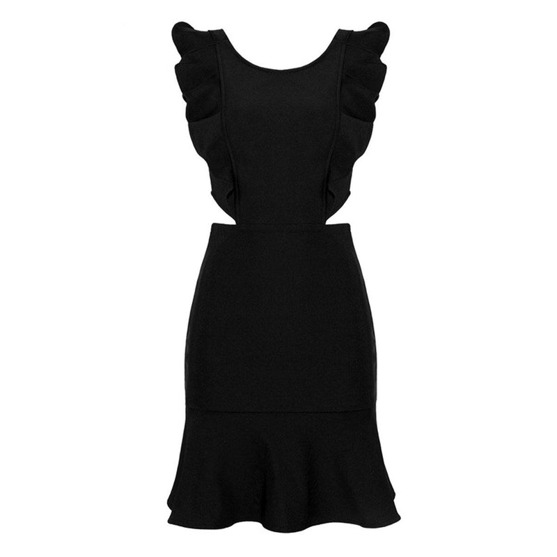Morgan bandage dress Dress Lovefreya Pte Ltd XS Black