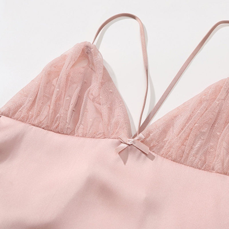 Perrie satin slip [Back-order, ships in 2 weeks] Intimates LOVEFREYA