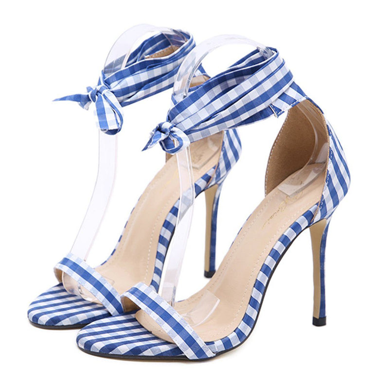 Picnic heels Shoes Lovefreya.co 35 Blue