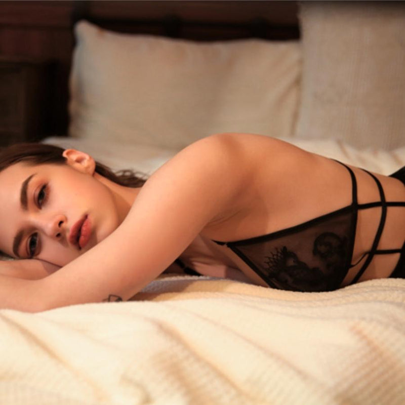 Sonia slip set Intimates Lovefreya Pte Ltd