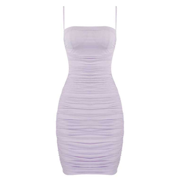 S*x bomb ruched dress Dress Lovefreya Pte Ltd