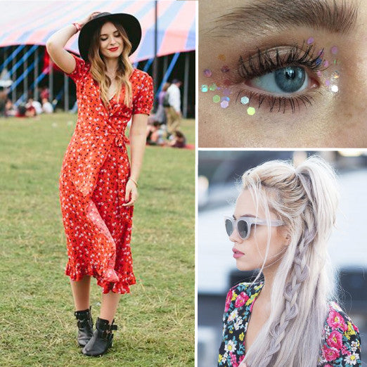 Festival Ready in a FLASH!
