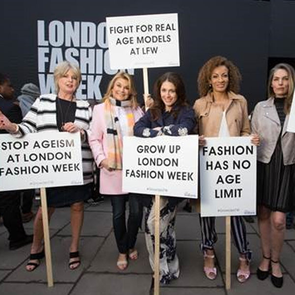 London Fashion Week NEEDS Older Women