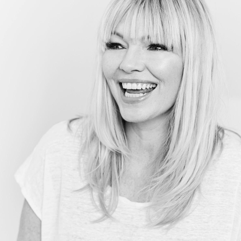 GRACE MEETS KATE THORNTON