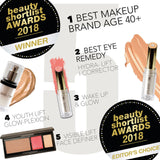 5 TIMES BEAUTY SHORTLIST WINNER