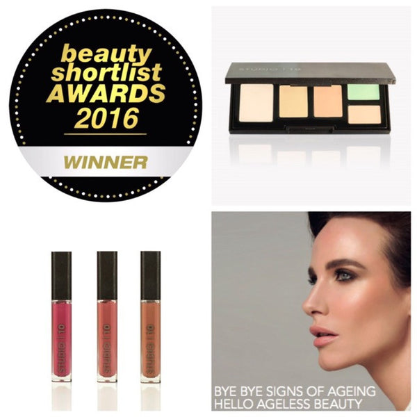 BEAUTY SHORTLIST AWARD WINNER