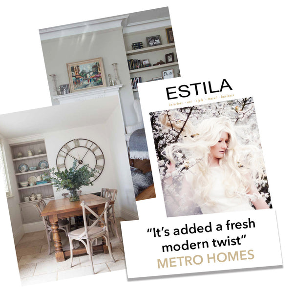 October 2016, Estila Magazine