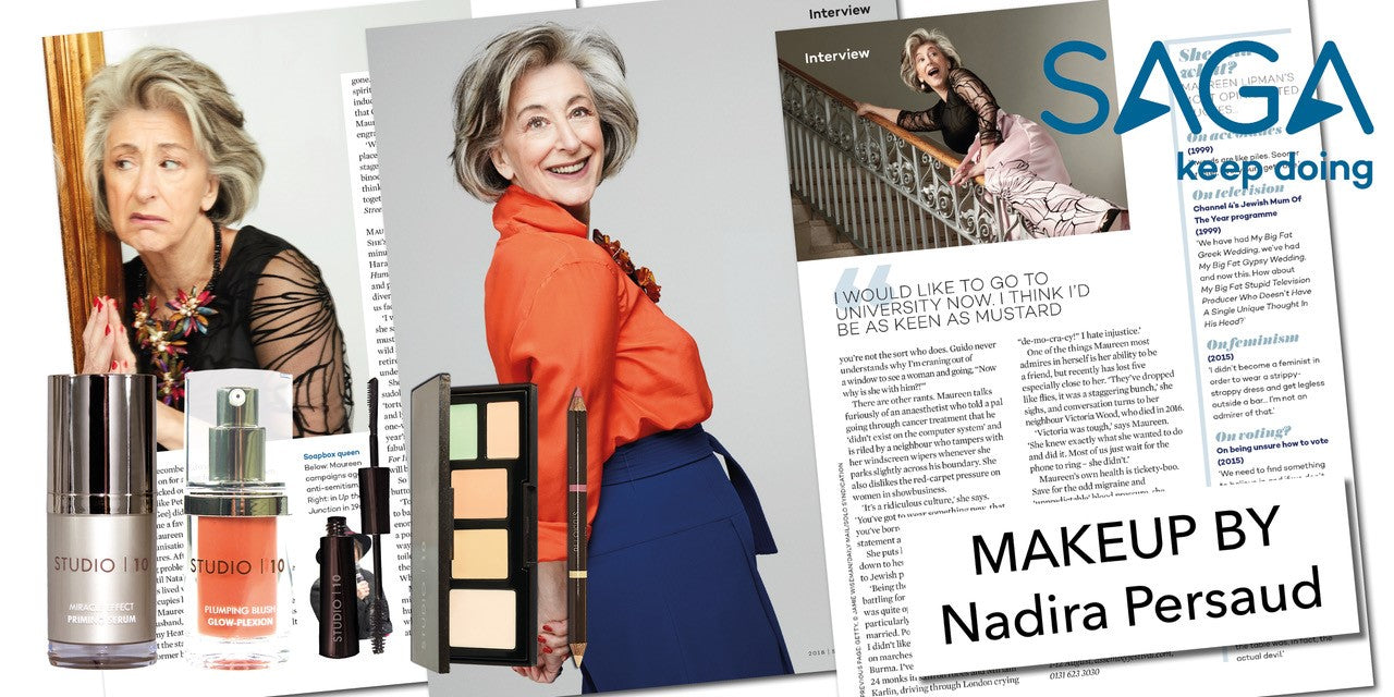 maureen lipman studio 10 makeup