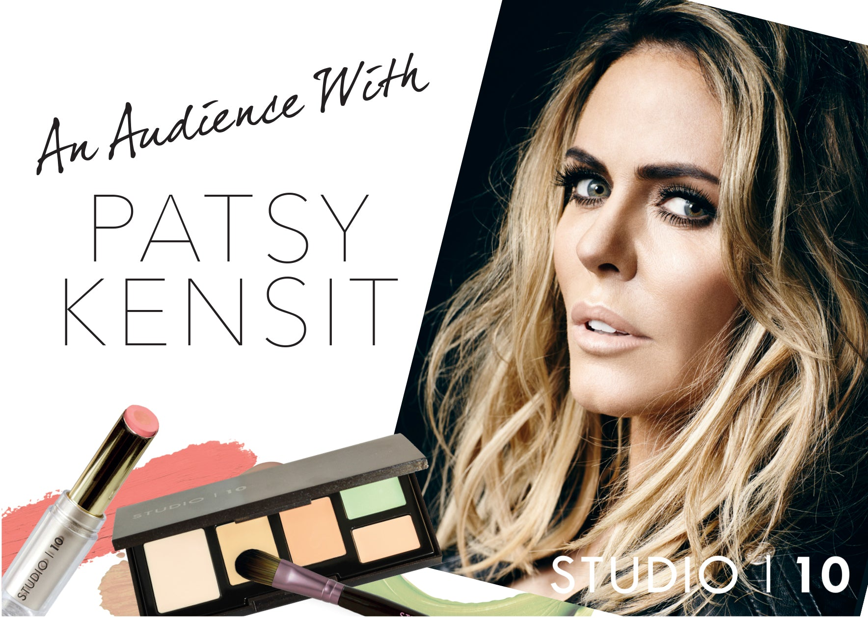 Patsy Kensit Marks and Spencers Tour