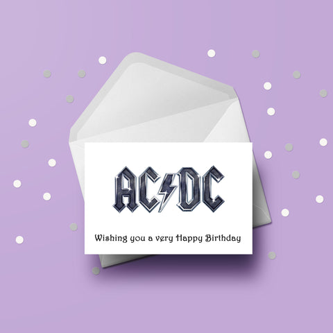 ACDC Card