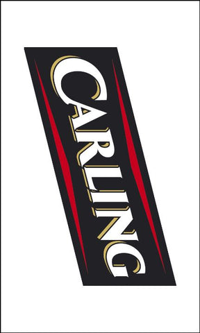 Beer, Lager Label Edible Icing Topper 03 Carling