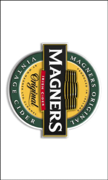 Cider Label Edible Icing Topper 01 Magners